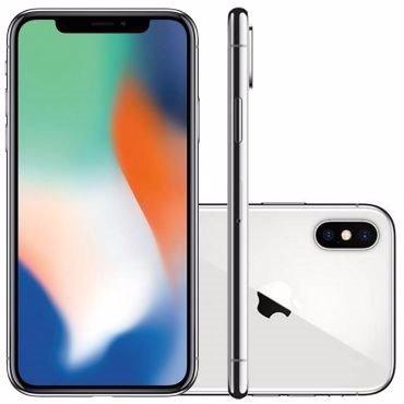 iphone x 256gb novo cpo garantia apple de 1 ano nata fiscal
