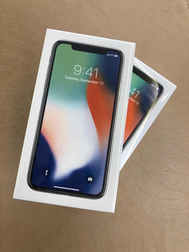 iphone x 256gb nuevos