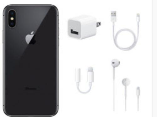 iphone x 64 gb - nuevo caja sellada - desbloqueado