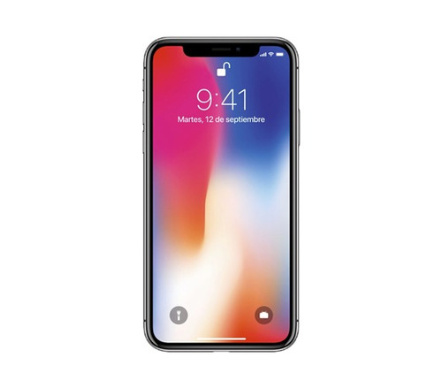 iphone x 64gb space gray-equipo libre-el
