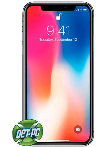 iphone x 64gb y 256gbs $1799 nuevos sellados detpc