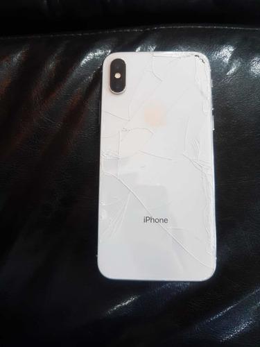iphone x 64gm  blanco