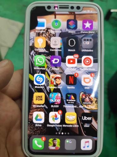 iphone x con ligero detalle nada que afecte