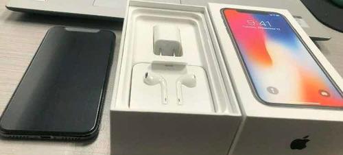 iphone x de 256g 10/10 como nuevo homologado libre de icl