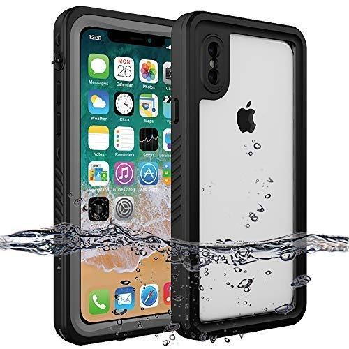f3210a9d666 iPhone X Funda A Prueba De Agua iPhone Xs, Re-sport Funda ...