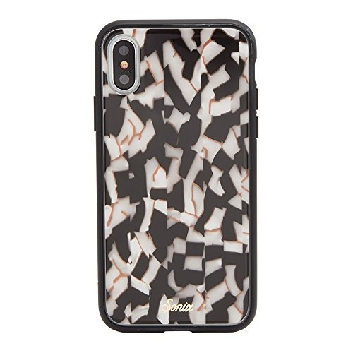 buy popular cdeec 5c01a iPhone X, Sonix Black Pearl (tortoise Shell) Cell Phone Case