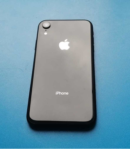 iphone xr 128 gb negro garantía vigente apple