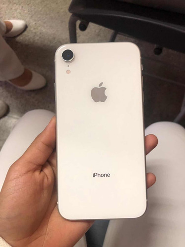 iphone xr 64g branco