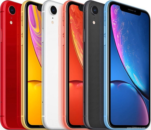 iphone xr 64gb 12mp/7mp 3gb ram 4g lte