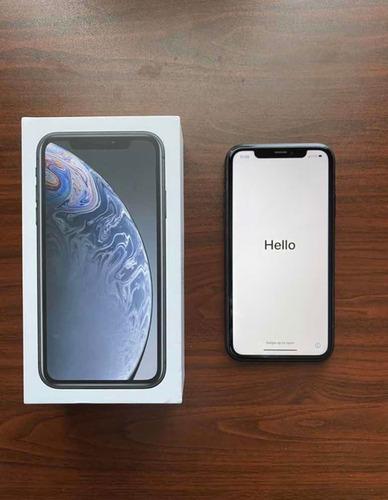 iphone xr 64gb excelente condición con caja y garantía