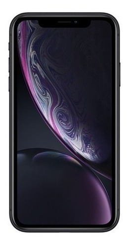 iphone xr 64gb negro-el