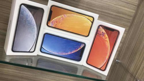 iphone xr 64gb todas as cores - lacrado