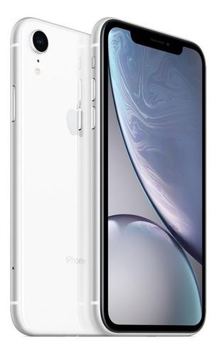 iphone xr apple mryd2le/a ram 128gb blanco lcd face id