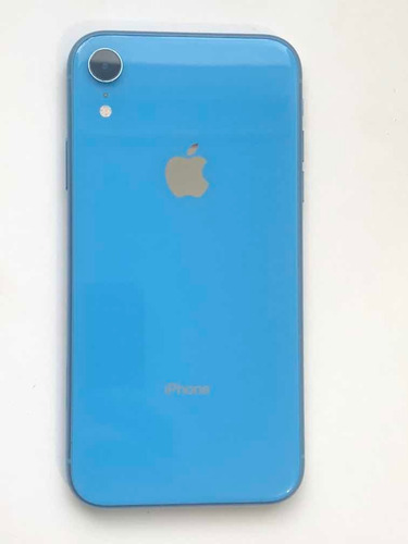 iphone xr azul de 128 gb