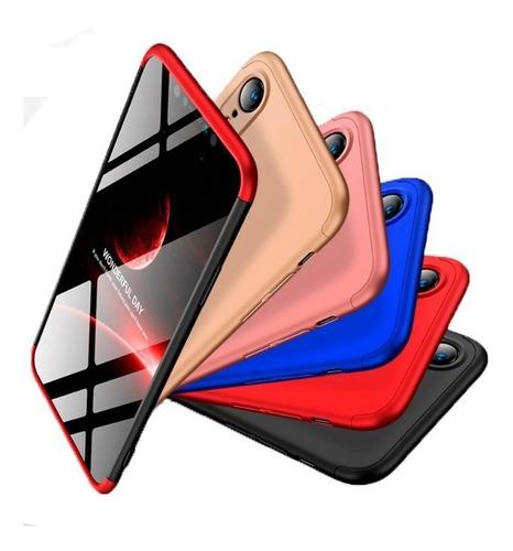 iphone xr - carcasa, case, funda protectora 360°