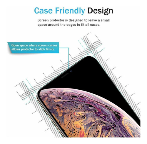 iphone xr protector de pantalla asstar no worry f