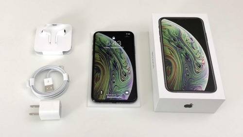 iphone xs 256 gb space gray impecable