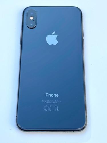 iphone xs 512 gb space grey en caja con accesorios nuevos