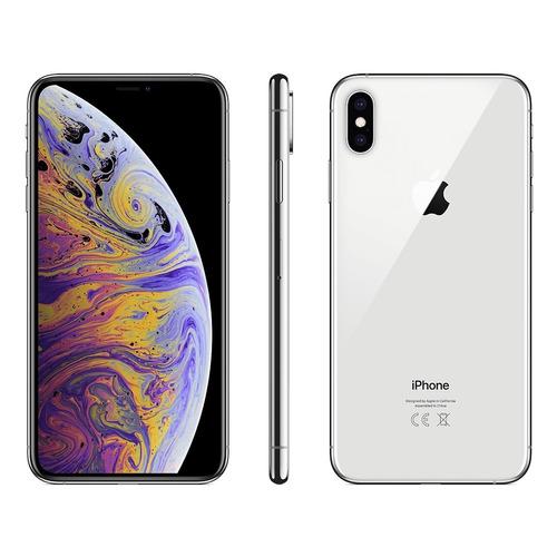 iphone xs 512gb silver nuevo original sellado (única unidad)
