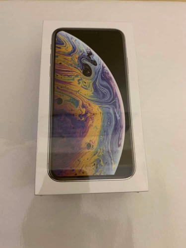 iphone xs  64gb 4gb ram caja sellada