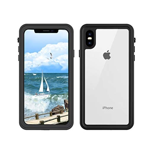 9a930bed153 iPhone Xs / iPhone X Funda Impermeable, Cubierta Protectora ...