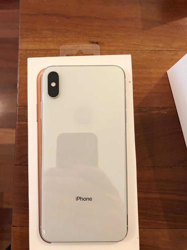 iphone xs max 256 gb - nuevo