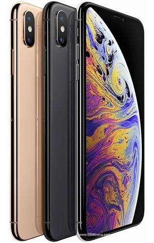 iphone xs max 256 gb / nuevo sellado garantia 4 tiendas