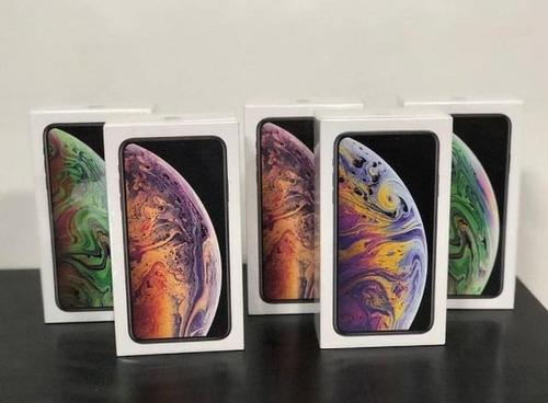 iphone xs max 512gb nuevos y originales + funda + sorpresa