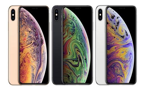 iphone xs max 64 gb / nuevo sellado garantia 4 tiendas