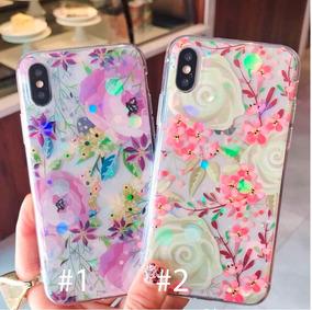00666999b41 Funda Iphone 7 Plus Flores - Accesorios para Celulares en Mercado Libre  Argentina