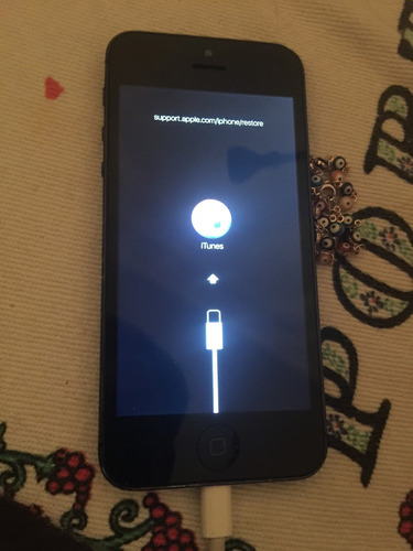 iphone5 original no sirve lógica envío gratis $700