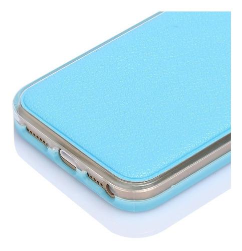 iphone5/5s/se funda trasera piel impacto micapluma+envio dhl