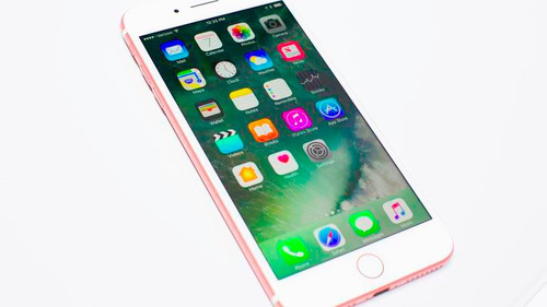 iphone7 plus 128gb originales, 1 año de grtía + mica