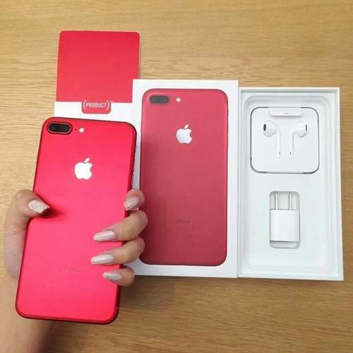 iphonee 7 plus red edition 4g lte quadcore 1ram 8rom