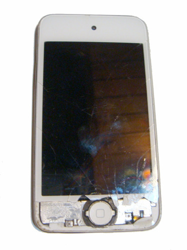 ipod 4 touch para reparar o repuestos 4g 8gb usado en caja