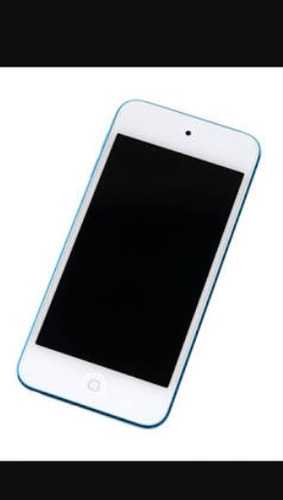ipod 5 azul 16 gb