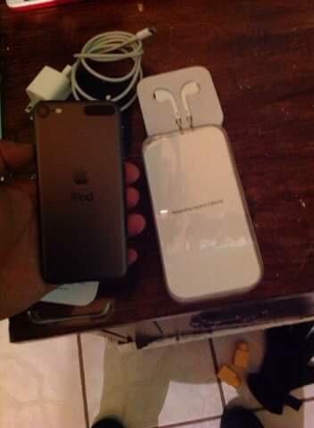 ipod 6 generación total mente nuevo
