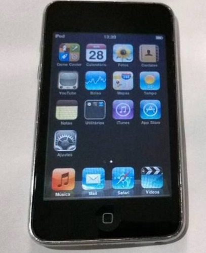 ipod apple touch com wif 8gb frete gratis