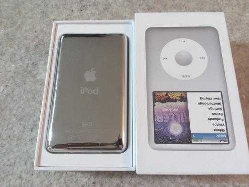ipod classic 160gb 7ma generacion , sin uso.