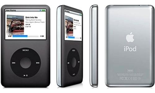 ipod classic 160gb original nuevo (7ª séptima generación)