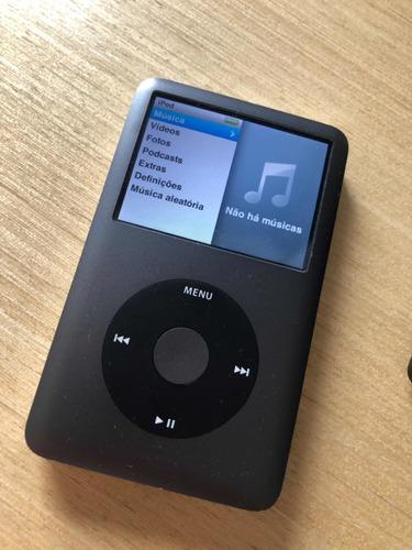 ipod clássico 160gb 7a geração