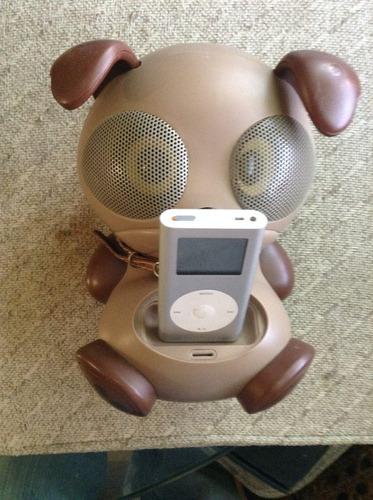 ipod mini a1051 de 4gb con bocina reproductora