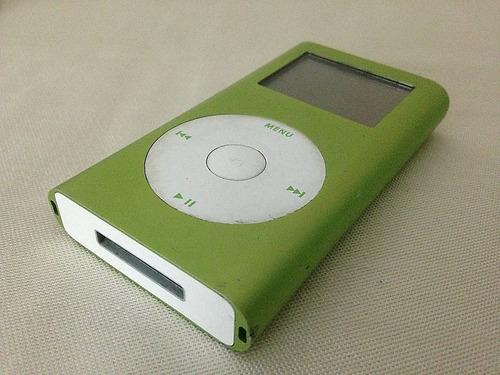 ipod mini segunda generación 6 gb. leer detalles