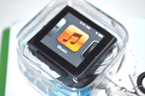 ipod nano  16 gb  100% sumergible impermeable  waterfi