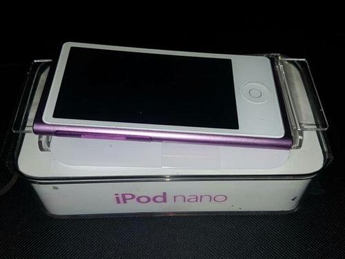 ipod nano 16gb 7ma generación