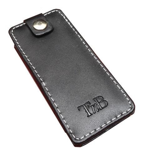 ipod nano 4g funda cuero estuche case protector apple
