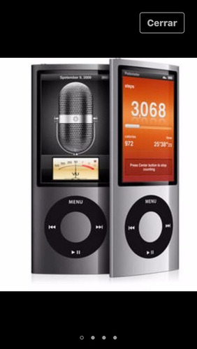 ipod nano 5ta generacion, como nuevo,sin detalle color pink