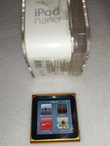 ipod nano 6 apple 8gb