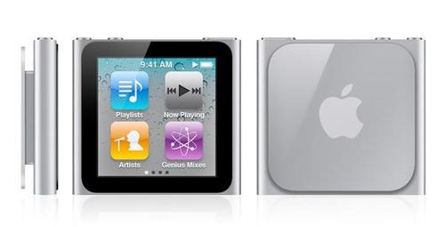 ipod nano 6 generación touch 16gb, nano reloj
