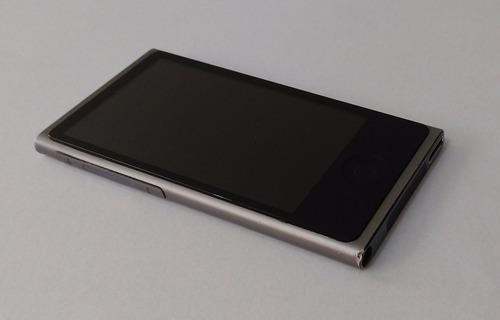 ipod nano 7 cinza bluetooth 16gb rádio fm parcelado cfjq1